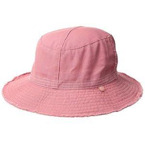 Pistil pink floppy moxie sun hat NEW